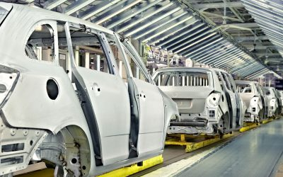 Evolving Document Processes in the Automobile Sector