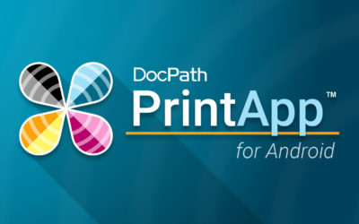 DocPath PrintApp™: Efficient & Secure Mobile Document Printing